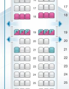 Seat map for delta air lines boeing  er also seatmaestro rh