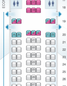 Seat map for icelandair boeing  er also seatmaestro rh