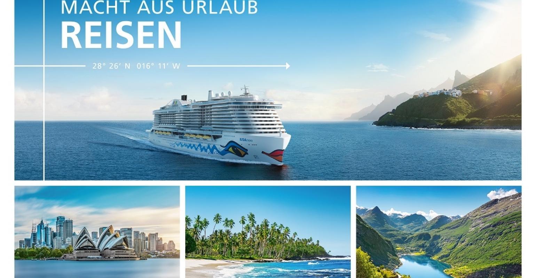 AIDA Cruises adds Australia, China and Indonesia in 2018/19 ...