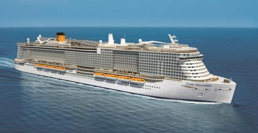 Costa Cruises Jobs