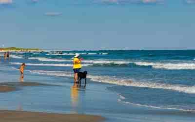 Sunset Beach Lifts Restrictions