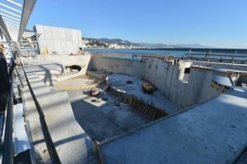 Nuova vasca dei delfini Acquario di Genova