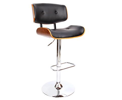 leather bar stools back