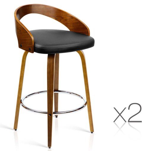 wooden bar stools backs