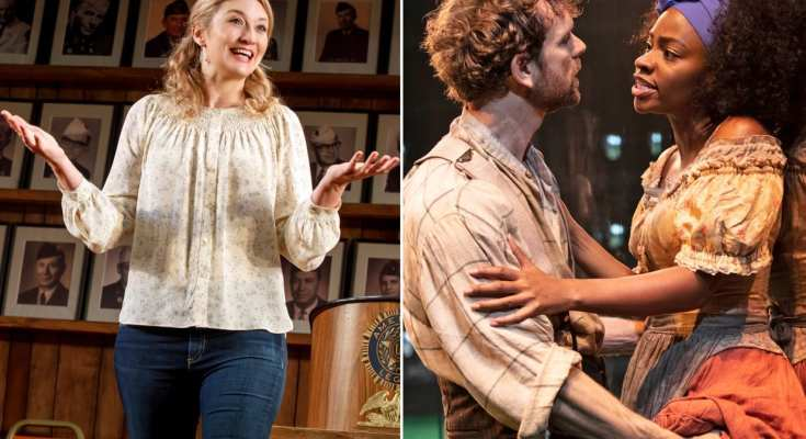 These 2 plays are vying to win over Broadway this spring