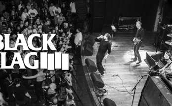 Black Flag tour 2019