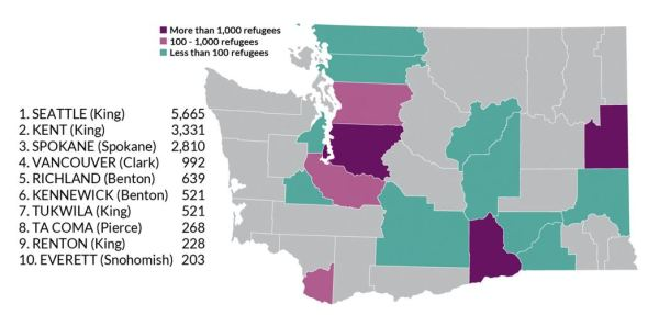Data On Immigrants and Refugees IandRaffairs seattlegov