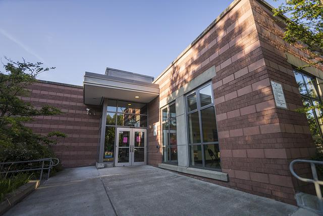 Rainier Community Center  Parks  seattlegov