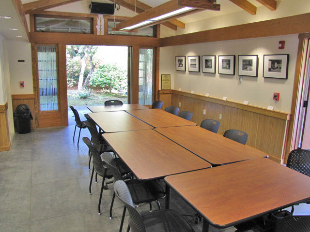 Japanese Garden Tateuchi Community Meeting Room Parks