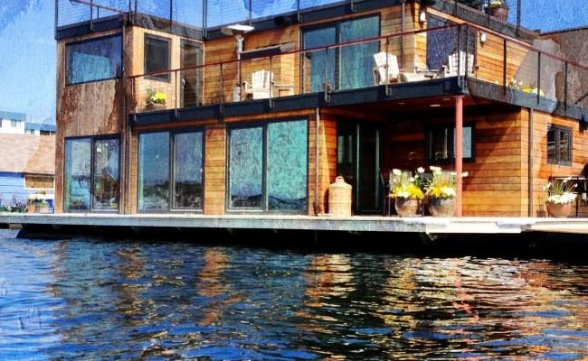 Seattle Afloat Seattle Houseboats Floating Homes Live
