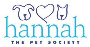 Image from Hannah the Pet Society.