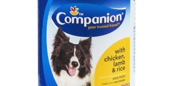 Giant Food Announces Recall for Companion Dog Food