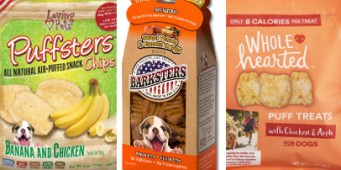 Loving Pets Issues Voluntary Recall for Dog Treats Due to Possible Salmonella Contamination