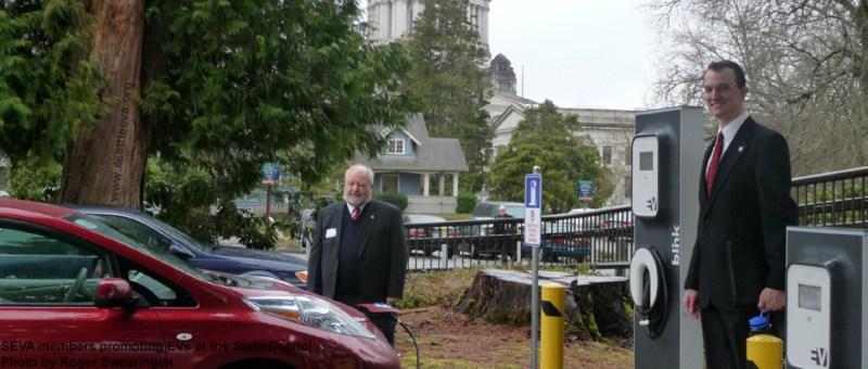 Image of SEVA legislative coordinator Jeff Finn