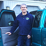 Img of Larry Ryan & Hos Chevy Truck Conversion