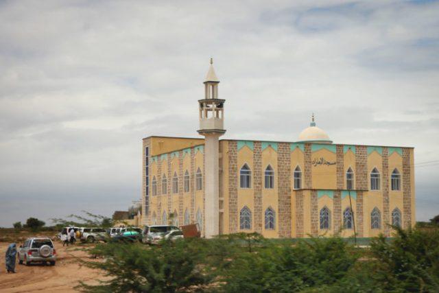 Masjid Al-Imaarat, Gabiley, Somaliland. (Photo by Hana Omar)