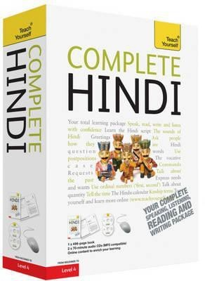 Teach Yourself Complete Hindi by Rupert Snell and Simon Weightman
