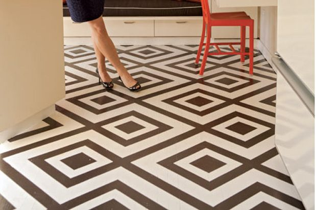 Leah Steens CostEffective Solution for Floors with Flair