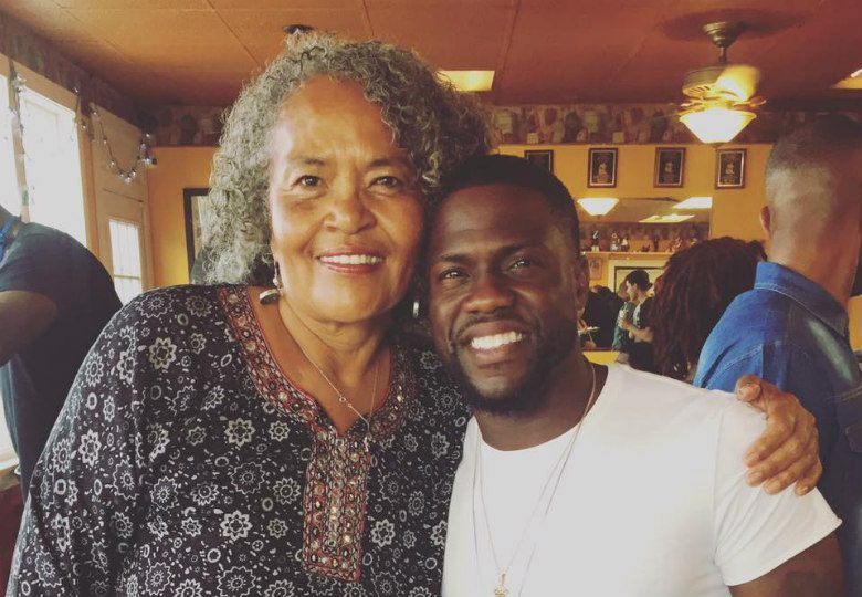 Kevin Hart Was in Tacoma Taping Comedy Central Show at