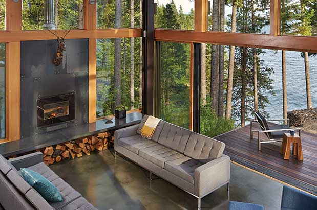 Pacific northwest design homes