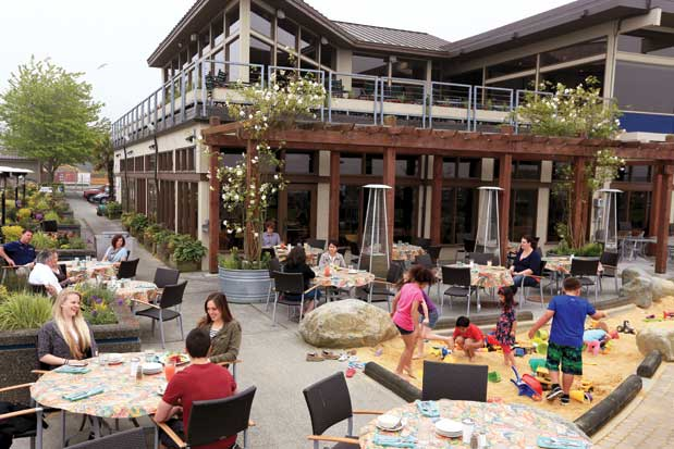 The Best Patio Dining in Seattle