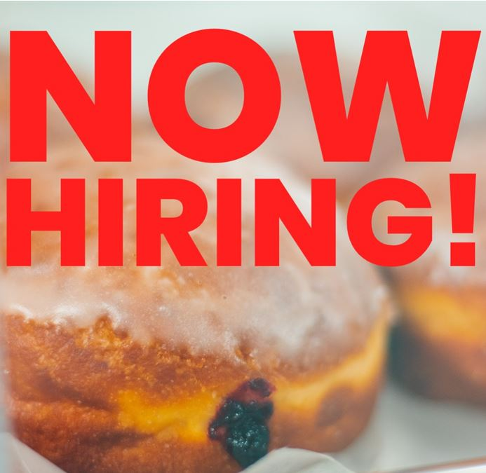 AD: Job Offer at Marek's Bakery
