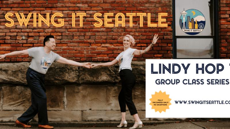 AD: Lindy Hop 1 Dance Classes at the Polish Cultural Center
