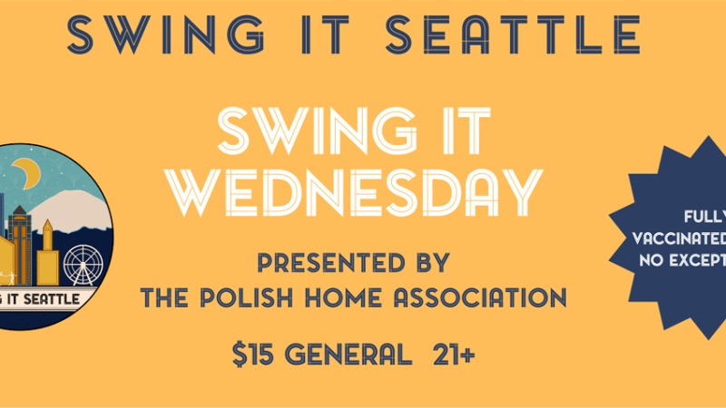 Swing It Wednesdays at the Polish Cultural Center
