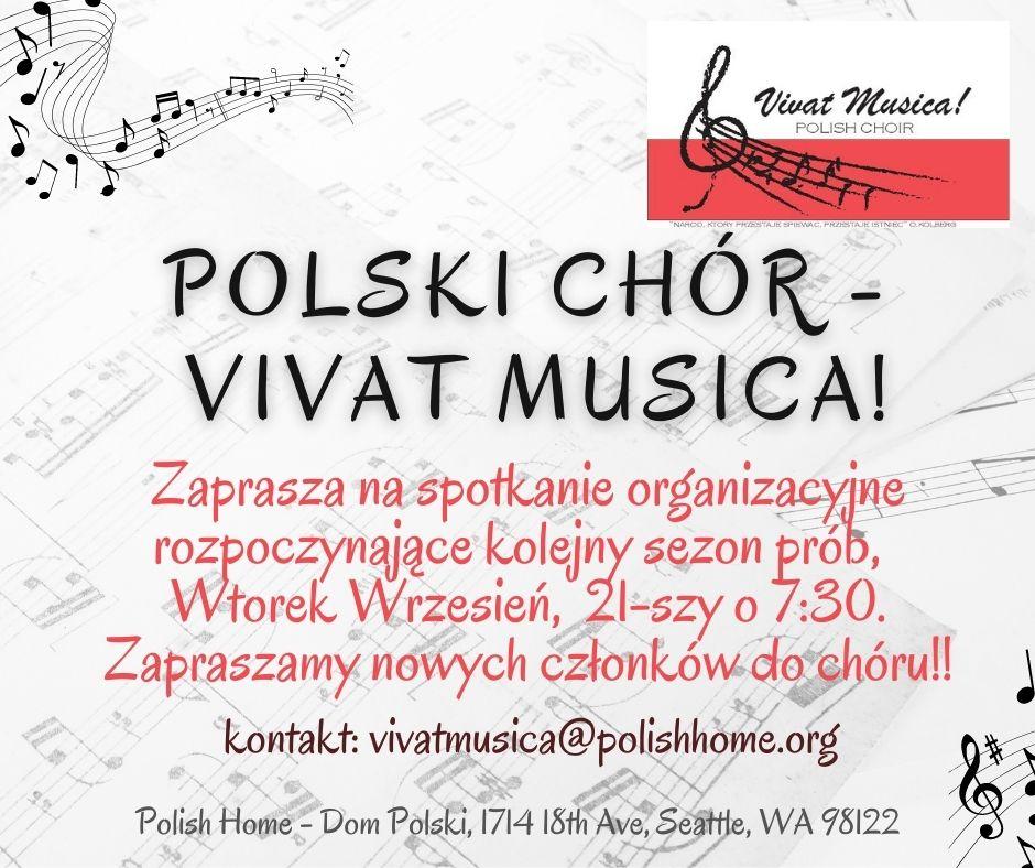 Open House at the Polish Choir