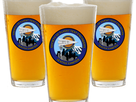 SFTE Pint Glasses