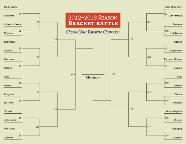 Bracket Battle