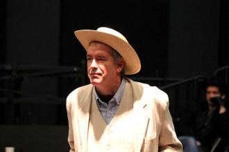 Charles Leggett as Rev. Chasuble.