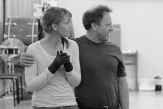 Debra Pralle and Gordon Carpenter