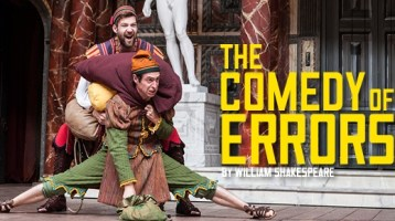 "Win Tickets to a Screening of ""The Comedy of Errors"""