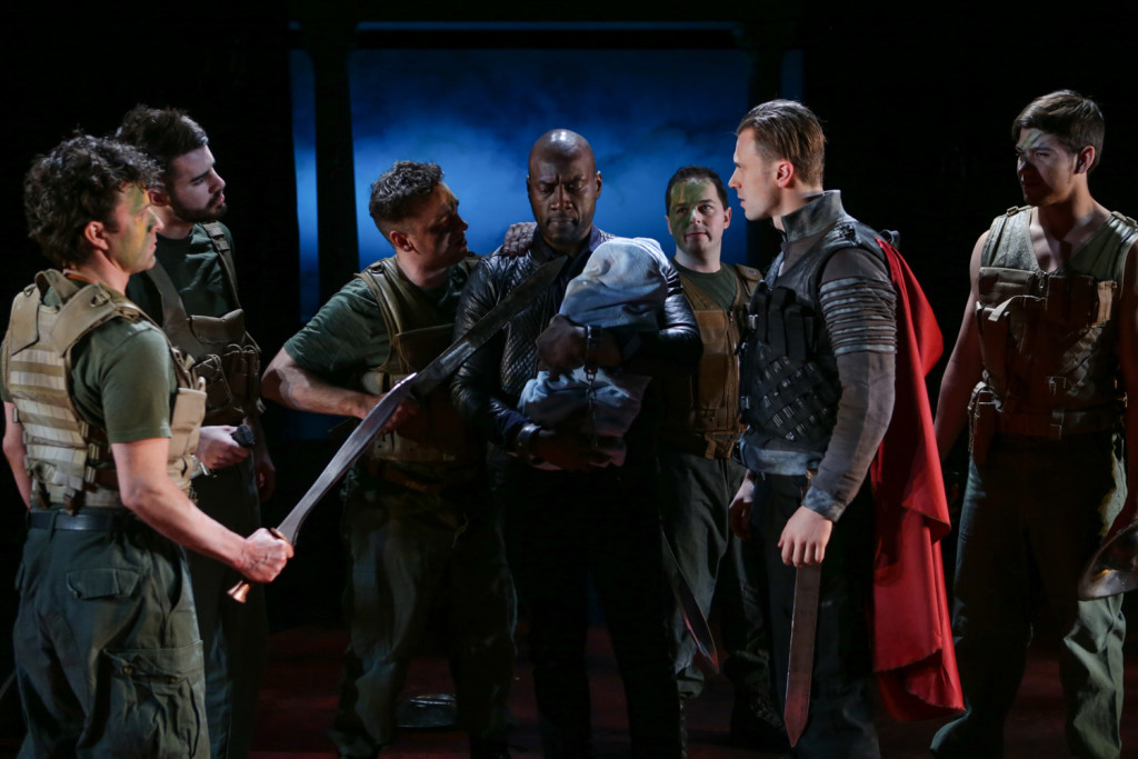 Titus Andronicus 2016