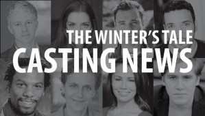 Casting News The Winter's Tale