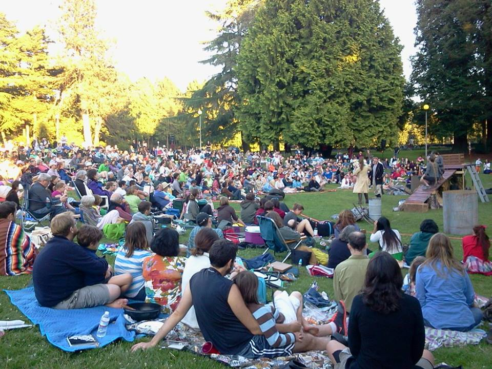 Upcoming Events | Seattle Shakespeare Company