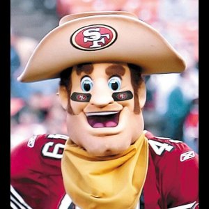 This mascot is scarier than their whole team ...