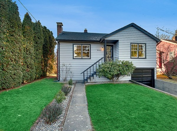 Broadview House Seattle Staged to Sell Real Estate