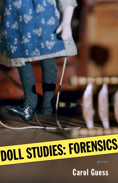 Carol Guess Delves into Doll Forensics