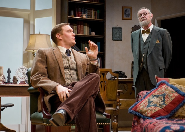 Taproot Theatre's Freud's Last Session