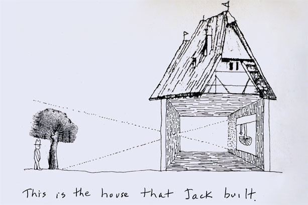 The Inner Life of Jack Straw: In Conversation With Artist Ellen Sollod