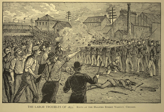labor riots
