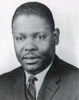 Seattle civil rights leader Edwin T. Pratt (1930-1969)