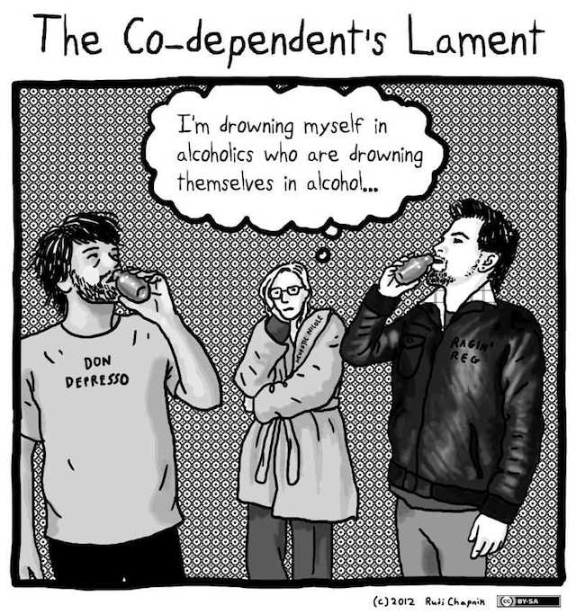 codependent's lament