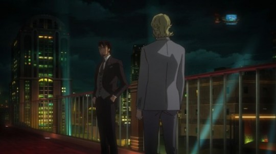 Still from TIGER AND BUNNY: THE RISING. Courtesy of T&B Movie Partners.
