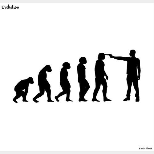 khartoon_Evolution