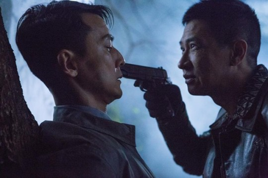 Good cop and bad cop are the same guy in Dante Lam's That Demon Within