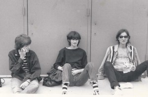 Meg, Kim & Pat.
