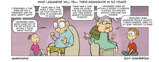 2014-11-10-What todays lebanese will tell their grandchildren
